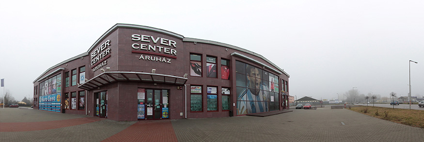 SEVER CENTER szeged